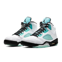 Load image into Gallery viewer, AIR JORDAN 5 'ISLAND GREEN' (100) - CN2932 - Ateaze Canada