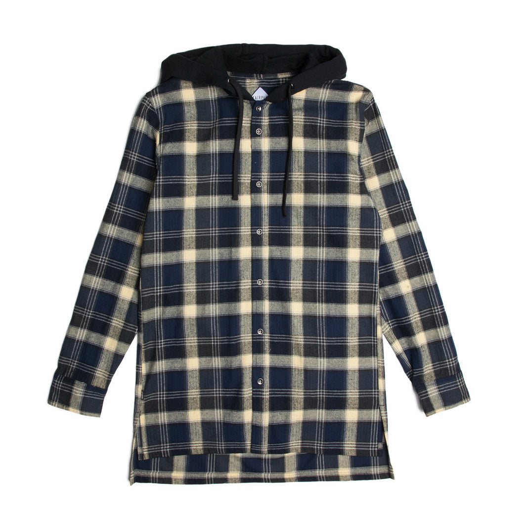 FAIRPLAY THOM L/S FLANNEL Ateaze