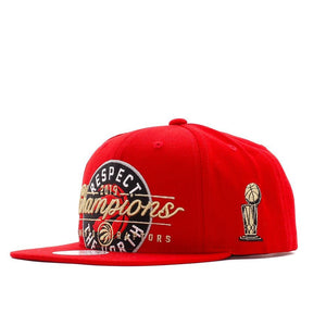 M&N RESPECT THE NORTH CHAMPIONS SNAPBACK - HCrzchmpsrtrc19 - Ateaze Canada