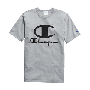 CHAMPION HERITAGE TEE, FURRY LOGO - T1919g - Ateaze Canada