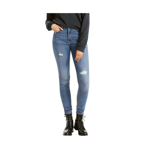 LEVI'S W MILE HIGH SUPER SKINNY - CANADA
