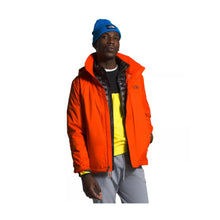 Load image into Gallery viewer, TNF M RESOLVE 2 JACKET (PERSIAN ORANGE) - NF0a2vd5 - Ateaze Canada