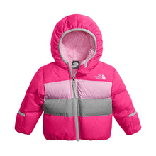 Load image into Gallery viewer, TNF INFANT MOONDOGGY 2.0 DOWN JACKET - NF0A34UD - Ateaze Canada
