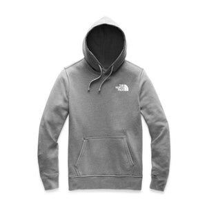 TNF M RED BOX PULLOVER HOODIE (MEDGREYHEATHER/TNFRED) - NF0A3FRE - Ateaze Canada