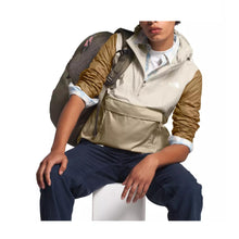 Load image into Gallery viewer, TNF W FANORAK (TWILL BEIGE/VINTAGE WHITE/BRITISH KHAKI) - NF0a3sv8 - Ateaze Canada
