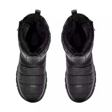 Load image into Gallery viewer, TNF W THERMOBALL MICROBAFFLE BOOTIE ZIP (TNF BLACK) NF0a3uzq