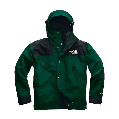 TNF M 1990 MOUNTAIN JACKET GORETEX (NIGHTGREEN) - NF0A3XEJ - Ateaze Canada