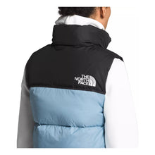 Load image into Gallery viewer, TNF W 1996 RETRO NUPTSE VEST (ANGEL FALLS BLUE) - NF0a3xep  - Ateaze Canada