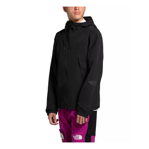 TNF M PERIL WIND JACKET (TNF BLACK) - NF0a4agf - Ateaze Canada