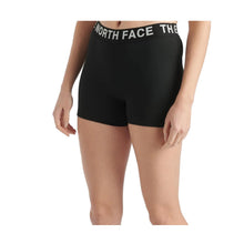 Load image into Gallery viewer, TNF W ESSENTIAL SHORTY SHORT (TNF BLACK) - NF0a4ckb - Ateaze Canada
