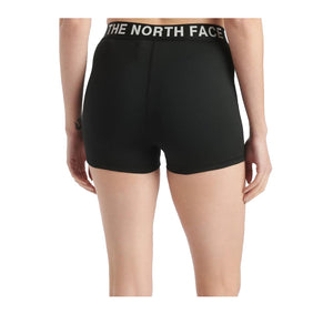 TNF W ESSENTIAL SHORTY SHORT (TNF BLACK) - NF0a4ckb - Ateaze Canada