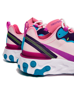 NIKE W REACT ELEMENT 55 (MAGIC FLAMINGO) - Ateaze Canada