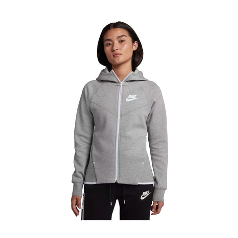 NIKE W NSW TECH FLEECE WR HOODIE FZ (063) - 930759-063 - Ateaze Canada