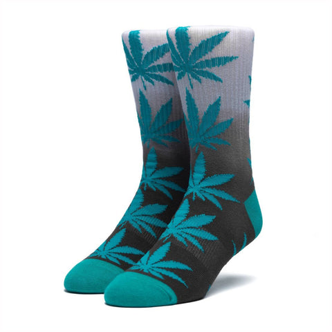 HUF PLANTLIFE GRADIENT DYE SOCK (AURORA YELLOW) - SK00314 - Ateaze Canada