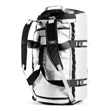 Load image into Gallery viewer, TNF BASE CAMP DUFFEL - M (TNF WHITE/TNF BLACK) - Ateaze Canada