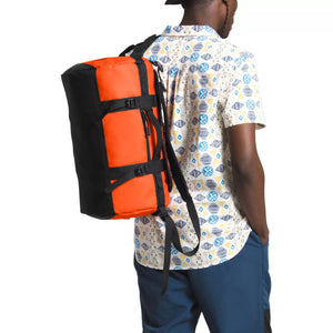 TNF BASE CAMP DUFFLE - XS (PERSIAN ORANGE) - Ateaze Canada