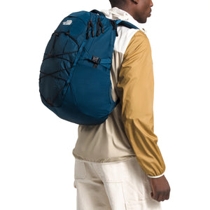 TNF BOREALIS BACKPACK (BLUE WING TEAL) - Ateaze Canada
