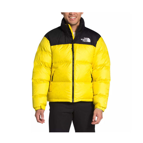 TNF M 1996 RETRO NUPTSE JACKET (TNF LEMON) - Ateaze Canada