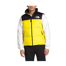 Load image into Gallery viewer, TNF M 1996 RETRO NUPTSE VEST (TNF LEMON) - Ateaze Canada