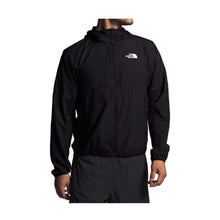 Load image into Gallery viewer, TNF M FLYWEIGHT HOODY (TNF BLACK)