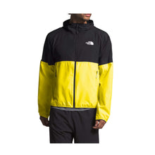 Load image into Gallery viewer, TNF M FLYWEIGHT HOODY (TNF LEMON/TNF BLACK)