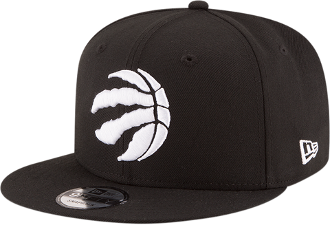 NEW ERA 950 '19 TORONTO RAPTORS RECT CHAMPS SNAPBACK (BLACK/WHITE)