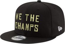 Load image into Gallery viewer, NEW ERA 950 '19 TORONTO RAPTORS 'WE THE CHAMPS' TROPHY CHAMPS SNAPBACK