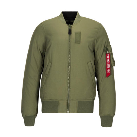 ALPHA MA-1 DOWN FLIGHT JACKET - MJM48510C1 - Ateaze Canada