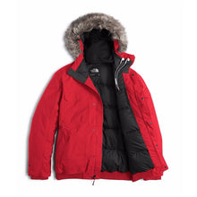 Load image into Gallery viewer, TNF M GOTHAM JACKET III nf0a33rg RED CANADA