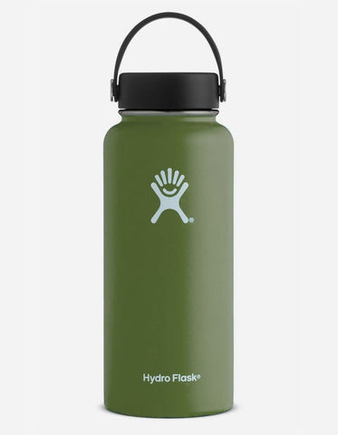 HYDRO FLASK 32OZ WIDE MOUTH (OLIVE)