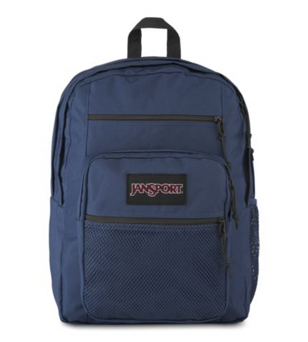 JANSPORT BIG CAMPUS BACKPACK (NAVY)