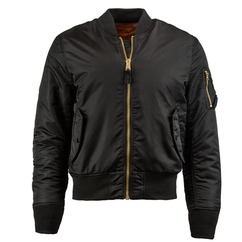 ALPHA INDUSTRIES SLIM FIT MA-1 FLIGHT JACKET mjm44530c1 CANADA