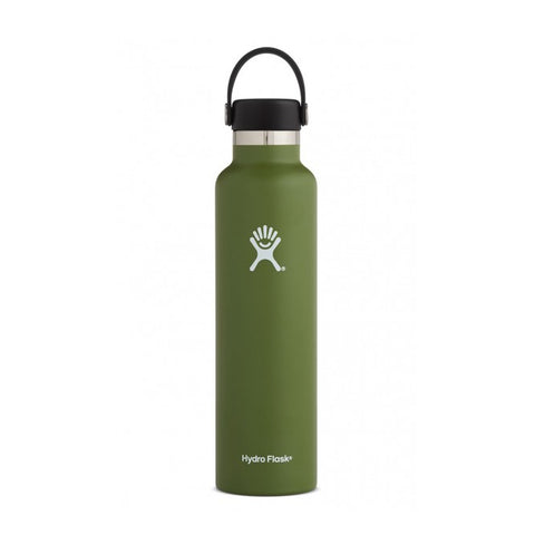 HYDRO FLASK 24OZ STANDARD MOUTH (OLIVE) - S24sx306 - Ateaze Canada