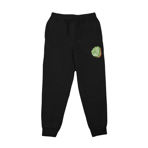 JORDAN MJ STICKERED FLEECE PANT - CT6725-010 - Ateaze Canada