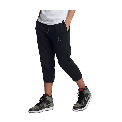NIKE JSW WINGS FLEECE 3/4 PANT - 908668-010 - Ateaze Canada
