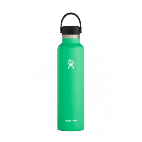 HYDRO FLASK 24OZ STANDARD MOUTH W/ FLEX CAP (SPEARMINT) - S24sx340 - Ateaze Canada