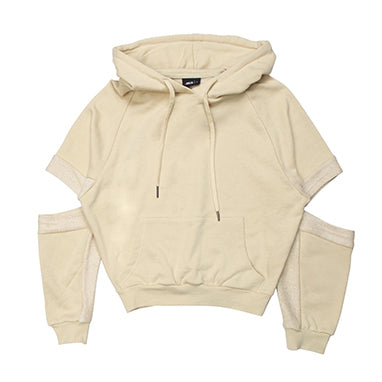 PUBLISH W LUCIA KNITS HOODIE - P1603074 - Ateaze Canada