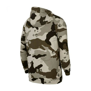 NIKE M DRY FIT FULL ZIP FLEECE CAMO HOODY (072) - BV2718 - Ateaze Canada