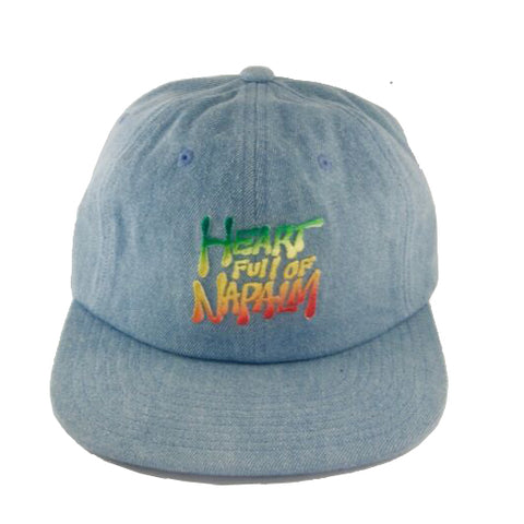 HUF NAPALM 6 PANEL HAT - ht00000 - Ateaze Canada