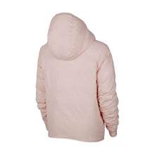 Load image into Gallery viewer, NIKE W NSW WINDRUNNER DOWN FILL REVERSIBLE JACKET (WHITE/ECHO PINK) - 939438-101 - Ateaze Canada