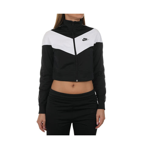 NIKE W NSW HERITAGE TRACK TOP JACKET (010) - CD4147 - Ateaze Canada