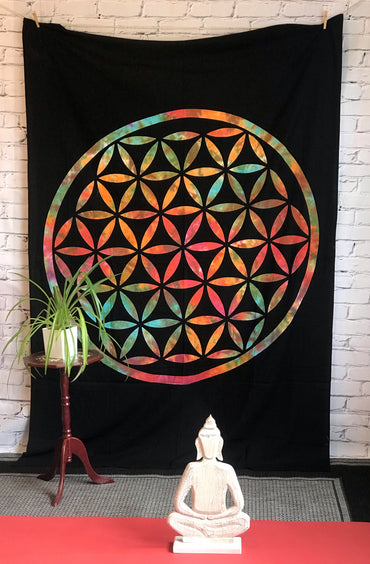 Multiple Color Tapestry