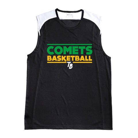 Comets Muscle Tee