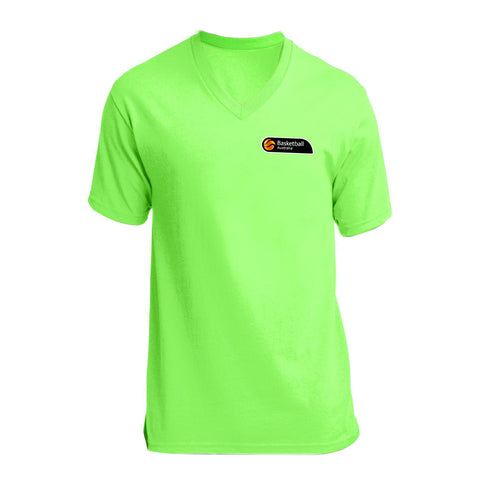 Official Referee Green Training Shirt