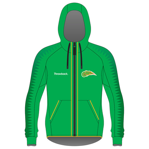 NEW Sydney Comets Full Zip Tech Hoodie