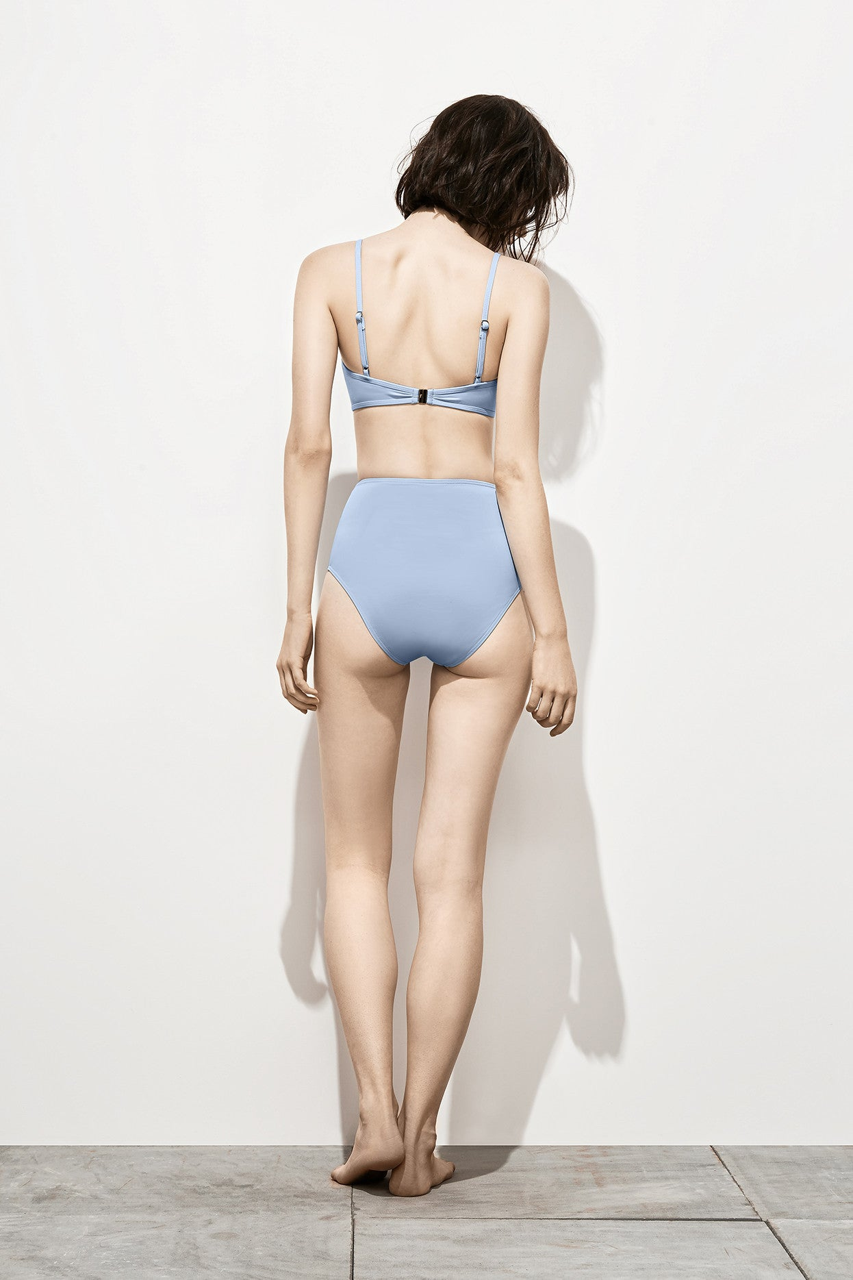 Astrid – Powder Blue - Two Piece swimwear - Her.