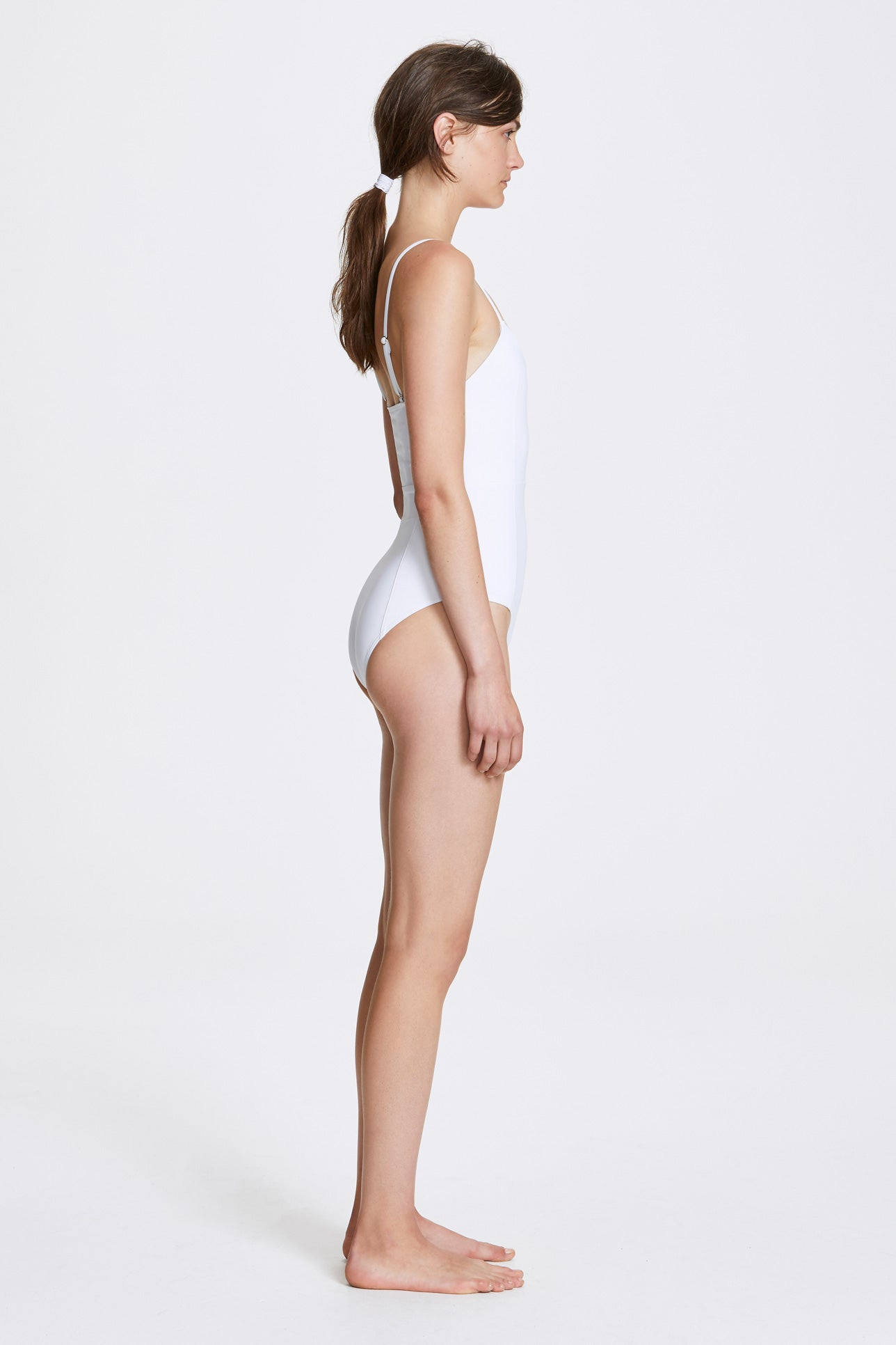 Freja one-piece - Milk white - Swim one piece - Her Line