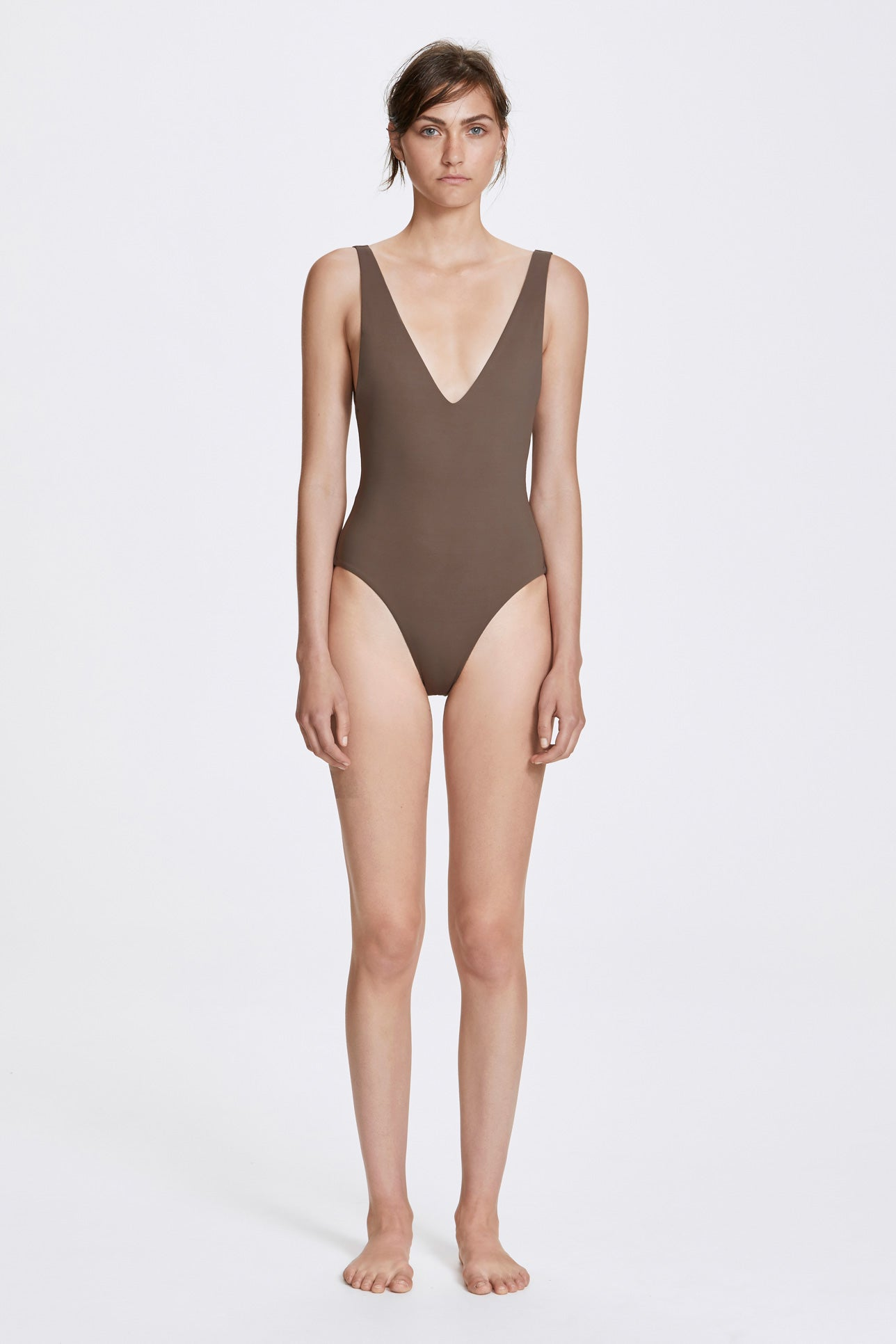 Ester one-piece - Terra brown