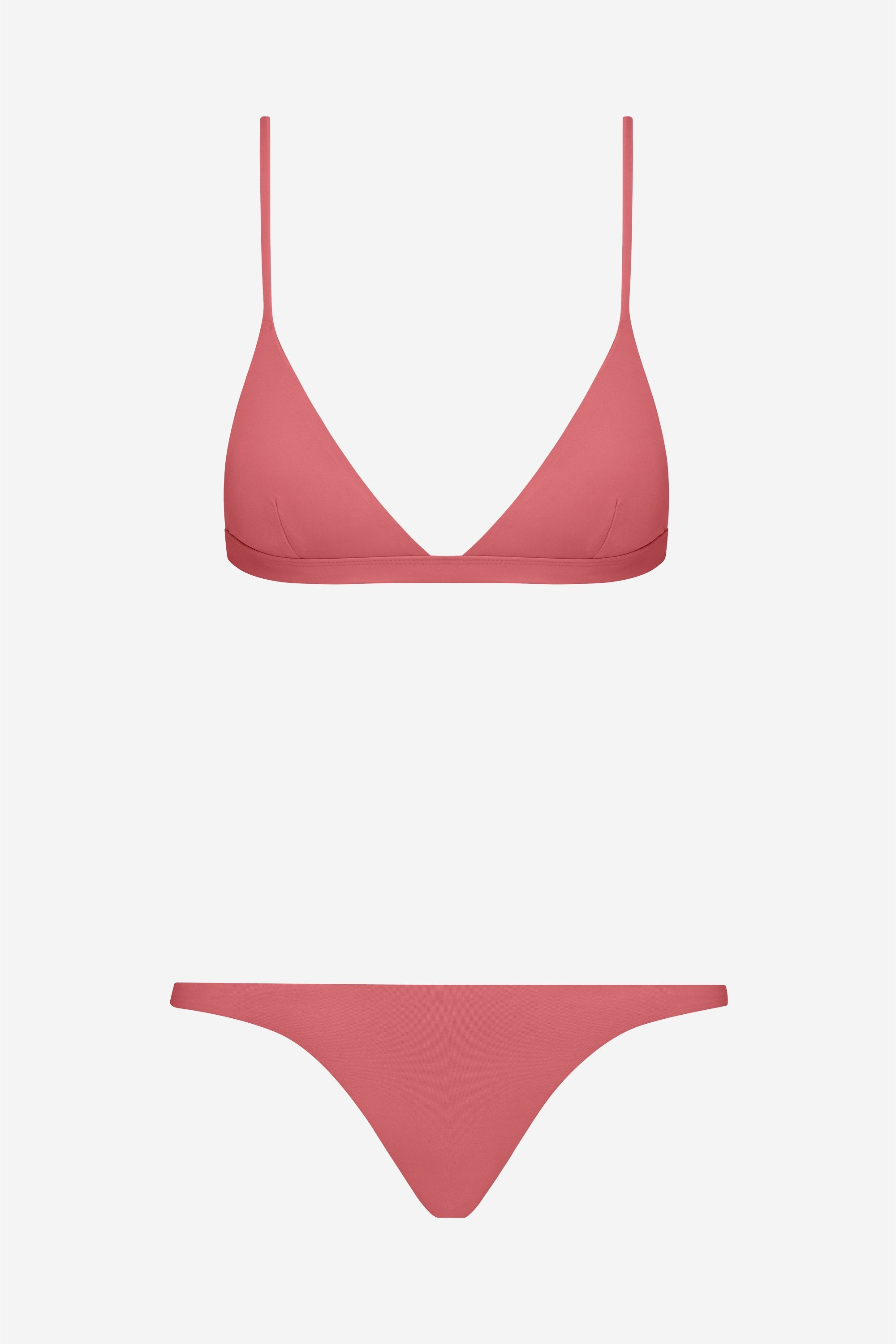 Ava two-piece set - Dusted pink - Swim two piece - Her Line
