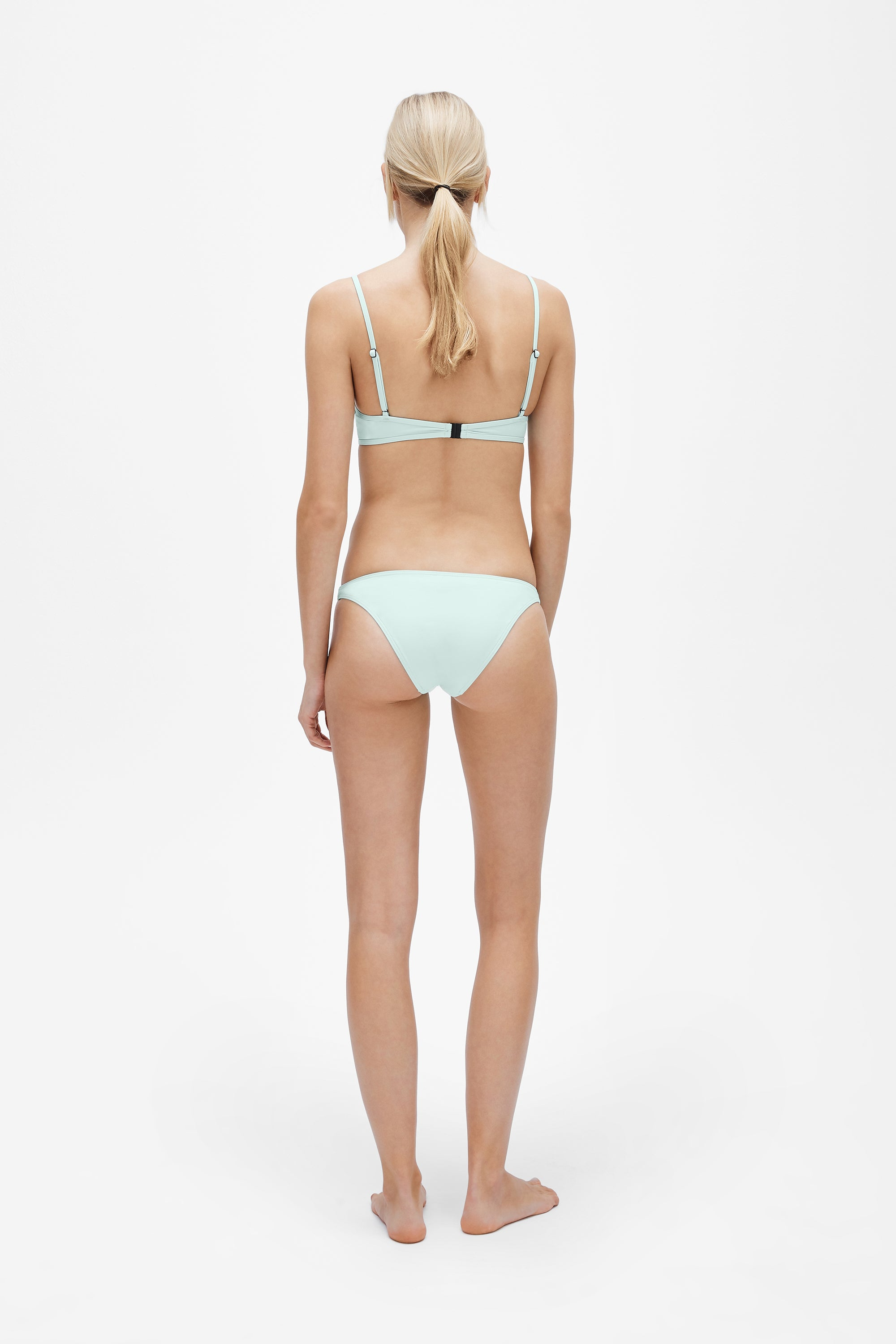 Tri brief - Cool mint - Swim brief - Her Line